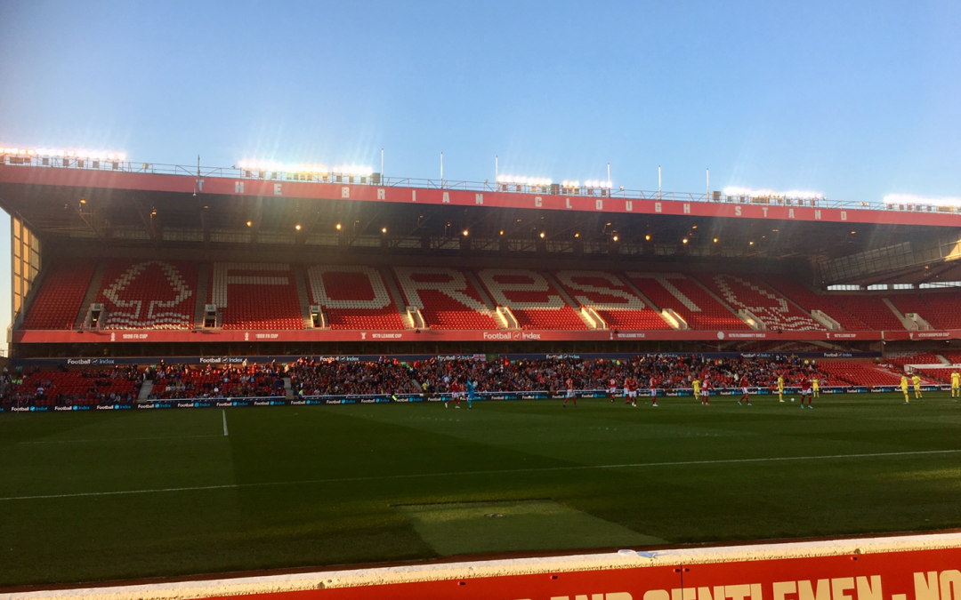 The Future – Carabao Cup 1st Round – Forest 1 Fleetwood Town 0