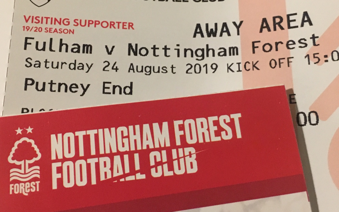 Matchday 5 – Fulham v Forest Preview