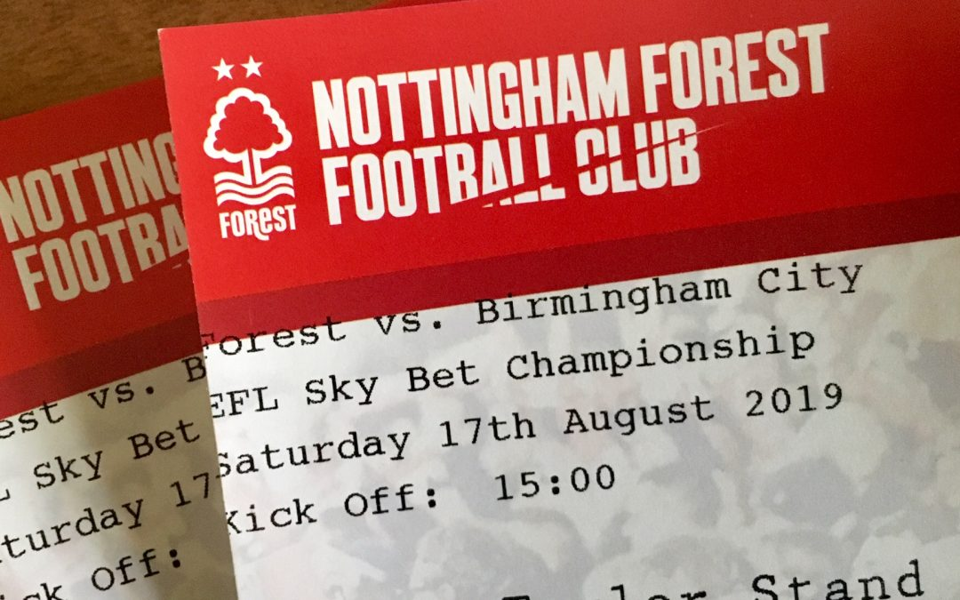 Matchday 3 Preview – Forest v Birmingham City