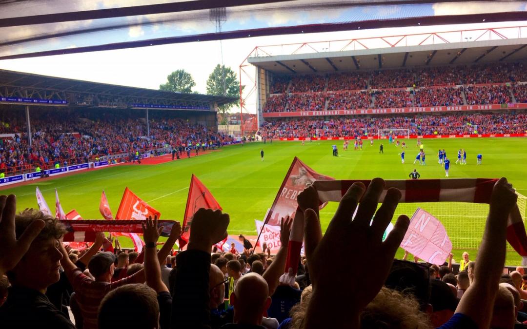 Strollin' – Matchday 3: Forest 3 – Brum 0