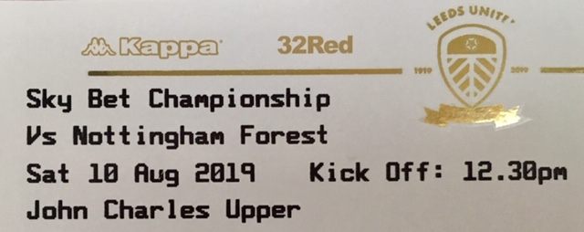 Matchday 2 Preview – Leeds United v Forest